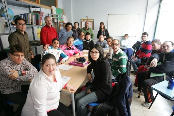 Los chicos de F. AFIM-en Salamanca