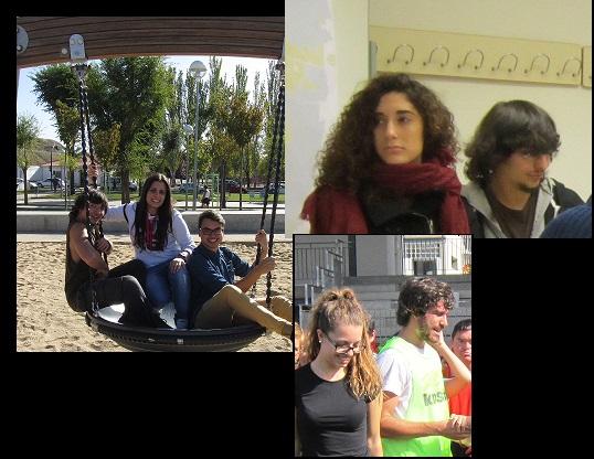 Fernando, Lidia y Celia... hasta pronto!!