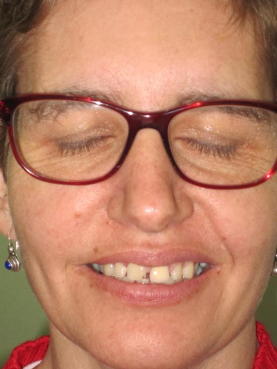 Isa nos dice: cierra los ojos fuerte y piensa en eso que te hace tan feliz