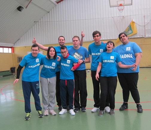 El equipo de ARIADNA