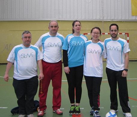 El equipo de SLM
