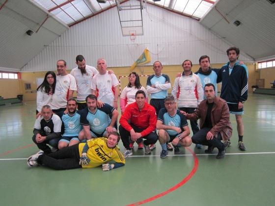 Los equipos de AFIM y FEAFES