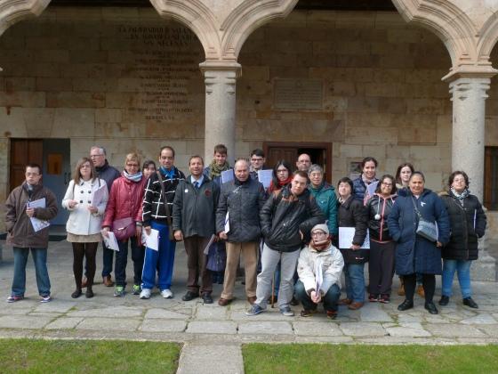 Foto de grupo para el recuerdo